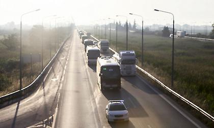 Θεσσαλονίκη-Αθήνα με... παπάκι για τον ΠΑΟΚ! (video)