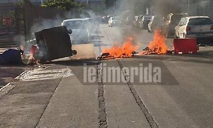 Νέα ένταση οπαδών κοντά στο ΟΑΚΑ: Παρενέβησαν τα ΜΑΤ, έπεσαν δακρυγόνα και μολότοφ