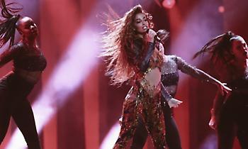 Τους «τρέλανε» η Φουρέιρα, αλλά έμεινε δεύτερη στην Eurovision!