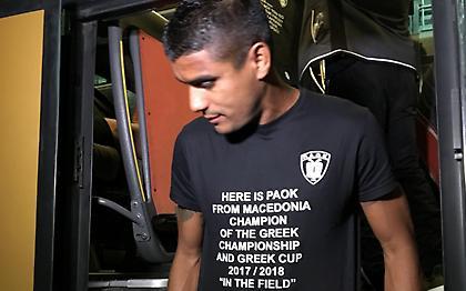 Το μπλουζάκι του Μάτος και η πρόκληση σε Βράνιες και Λάζαρο (pic)