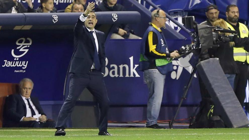 Βαλβέρδε: «Σε κάθε επίθεση δεχόμασταν γκολ»