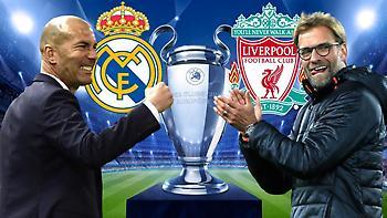Πώς επηρεάζει ο τελικός Ρεάλ-Λίβερπουλ τα γκρουπ δυναμικότητας για το νέο Champions League