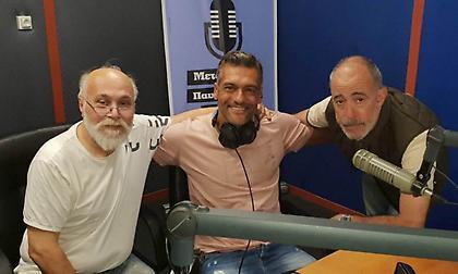 Ο Στέλιος Κρητικός από το Survivor ζωντανά τώρα στον ΣΠΟΡ FM και το «Μπαμ και Κάτω» (vid)