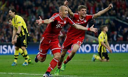 Στον γερμανικό τελικό νίκησε ο... Ρόμπεν