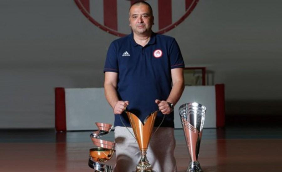 Ανανέωσε με Ολυμπιακό ο Κοβάτσεβιτς!