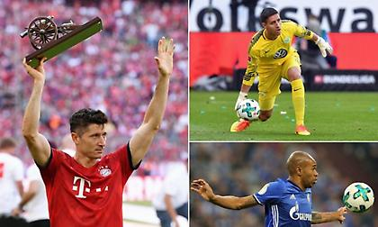 Η 11άδα της χρονιάς στη Bundesliga