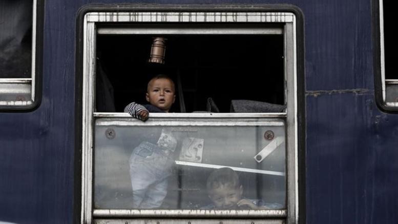 Eurostat: Περίπου 2.500 ασυνόδευτα προσφυγόπουλα στην Ελλάδα