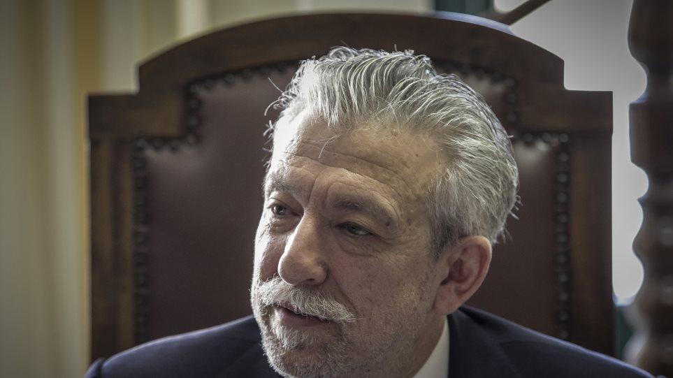 Δεκτή η παραίτηση Σακελλαρίου από τον υπουργό Δικαιοσύνης