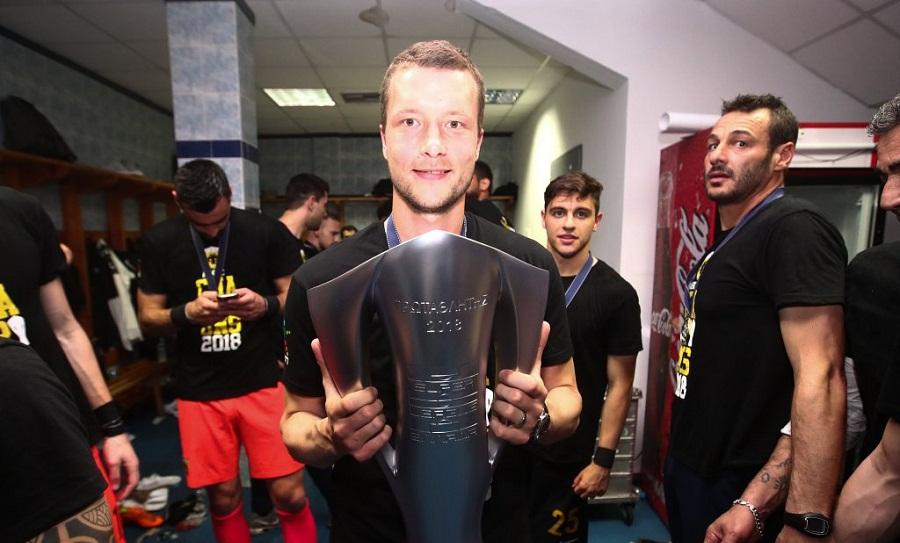 Γιόχανσον: «Πέρασα όμορφα στην ΑΕΚ, θέλω να παίξω σε μεγαλύτερο πρωτάθλημα»