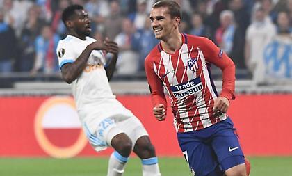 Live: Μαρσέιγ-Ατλ. Μαδρίτης 0-3