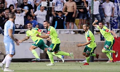 Το «σήκωσε» με ανατροπή η ΑΕΚ Λάρνακας!