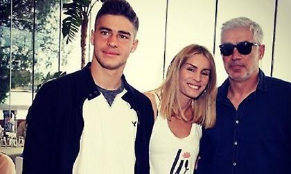 Το «ευχαριστώ» του Νικοπολίδη στον Ολυμπιακό για τον γιο του