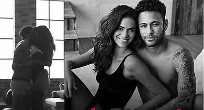 Το σέξι βίντεο-διαφημιστικό του Νεϊμάρ με την κοπέλα του (video)