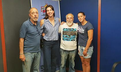 Τα χρυσά κορίτσια του Ολυμπιακού στον ΣΠΟΡ FM 94,6!