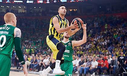 Σλούκας: «Η Φενέρ είναι πλέον στην ελίτ του ευρωπαϊκού μπάσκετ»
