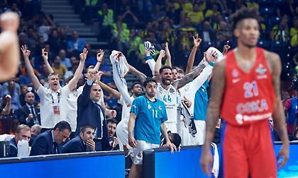 Έτσι έφτασαν τελικό Φενέρμπαχτσε και Ρεάλ Μαδρίτης (vids)