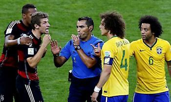 Ο διαιτητής του ημιτελικού Βραζιλία-Γερμανία 1-7 έγινε προπονητής στην Ισπανία!