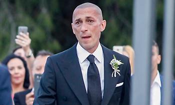 Έκλαψε στον γάμο του ο Τσιρίλο (pics)