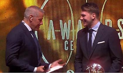 MVP στην Ευρωλίγκα ο Ντόντσιτς