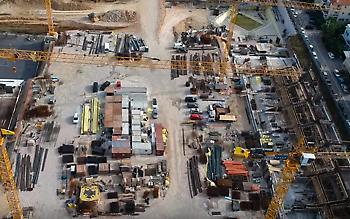 Εντυπωσιακά πλάνα από drone για την εξέλιξη των έργων στην «Αγια-Σοφιά» (video)