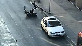 Ελεγχόμενη έκρηξη βόμβας στο Λονδίνο