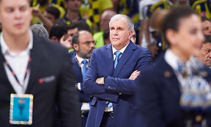 Ομπράντοβιτς: «Περήφανος για τους παίκτες μου, δεν ήμασταν στα επιθυμητά επίπεδα»