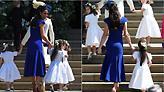 Αλα Πίπα Μίντλετον στον βασιλικό γάμο η κολλητή της Μέγκαν Μαρκλ