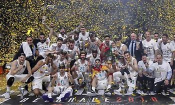 """Ευρωλίγκα: Η """"χρυσή βίβλος"""" των πρωταθλητών! (πίνακας)"""