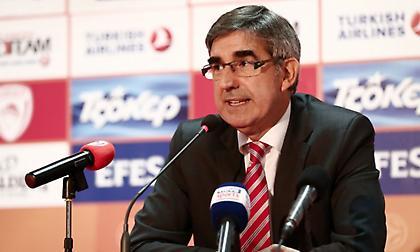 Μπερτομέου: «Δεν επιθυμούμε να φύγει ο Παναθηναϊκός από τη Euroleague»