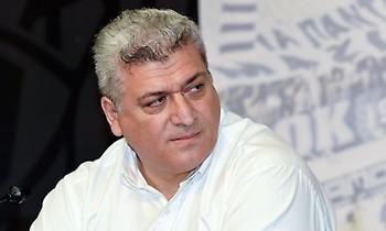 Ζουρνατσίδης: «Ο ΠΑΟΚ δίδαξε χαρακτήρα κόντρα στην ΑΕΚ»
