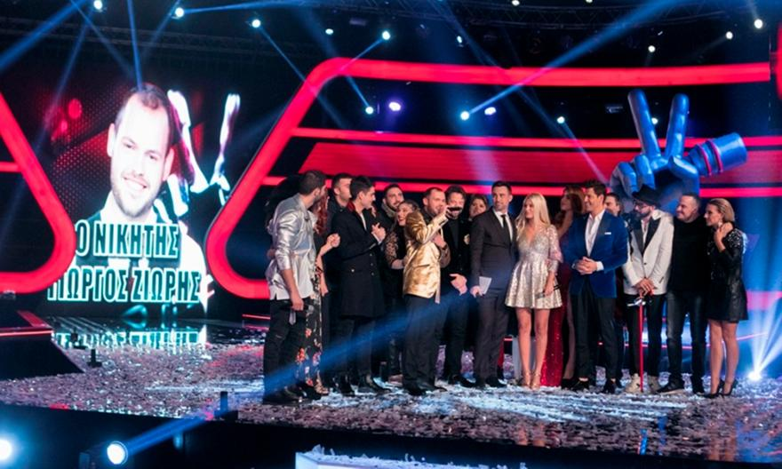 Ανεβασμένες στροφές για τον μεγάλο νικητή του «The Voice of Greece»