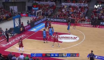 Απογειώθηκε στο Top 7 της ACB ο Ντίλαν Ένις (video)
