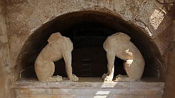 Νέα καθυστέρηση του Υπουργείου Πολιτισμού στα έργα της Αμφίπολης