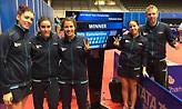 Ψάχνει την πρώτη της νίκη προκριματικά του Ευρωπαϊκού η Εθνική πινγκ πονγκ γυναικών