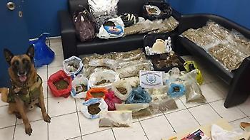 Μπλόκο σε όπιο και ηρωίνη στην Ηγουμενίτσα - Τα βρήκε η ΛΕΣΥ