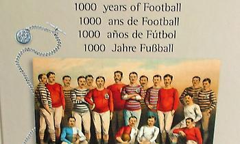 Αυτό είναι το το Fifa Museum Collection: 1.000 χρόνια ποδόσφαιρο