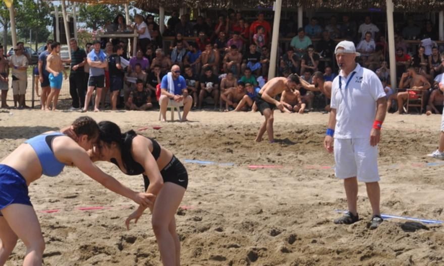 Καλά Δένδρα και Ευπυρίδαι πρωταθλητές στο Πανελλήνιο Πρωτάθλημα Πάλης στην άμμο