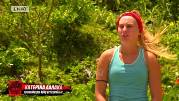 "Survivor: Η Δαλάκα ""καρφώνει"" τον Γκότση με την αποκάλυψή της! «Είναι προσβλητικό…»"