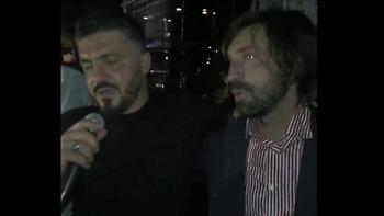 Για ένα βράδυ… τραγουδιστές Γκατούζο και Πίρλο