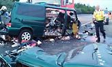 Εννέα νεκροί σε δυστύχημα στην Ουγγαρία, στο Facebook ήταν ο οδηγός
