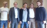 H Κοζάνη και κορυφαίοι ποδοσφαιριστές τίμησαν τον Νικόλα Παπαδόπουλο