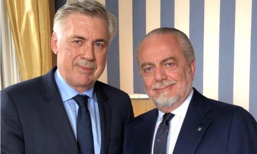 Επίσημο: Στη Νάπολι ο Αντσελότι