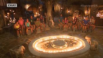 Survivor: Υποψήφιοι προς αποχώρηση Ροδάνθη, Ντάρια και Νάσος!