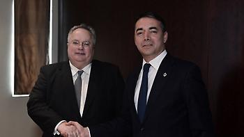 Ο Κοτζιάς «κλείνει» το Σκοπιανό: Έτοιμη η γενική συμφωνία, ανοιχτό μόνο το όνομα