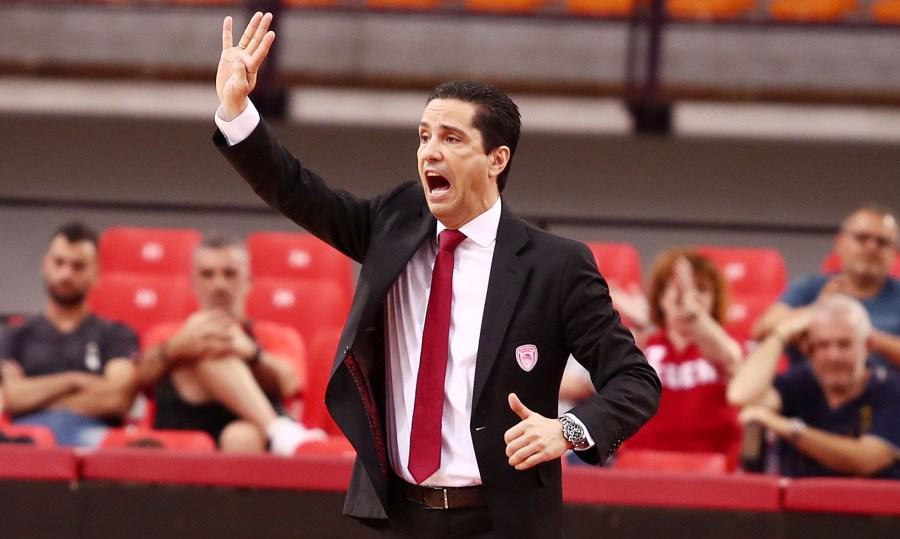 Σφαιρόπουλος: «Έχουμε πολλά περιθώρια βελτίωσης»