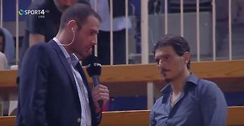 Γιαννακόπουλος: «Σε πρώιμο στάδιο το Athens Alive. Θα δούμε που θα καταλήξει» (video)