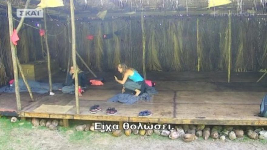 Survivor – Δαλάκα: «Είχα θολώσει! Για ξύλο ήταν ο τύπος» (video)