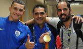 Ρεκόρ από Μιχαλεντζάκη και Ταϊγανίδη στο Πανελλήνιο Πρωτάθλημα κολύμβησης