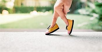 Πηγαίνεις με τα πόδια στη δουλειά; Έχεις λιγότερες πιθανότητες να πεθάνεις