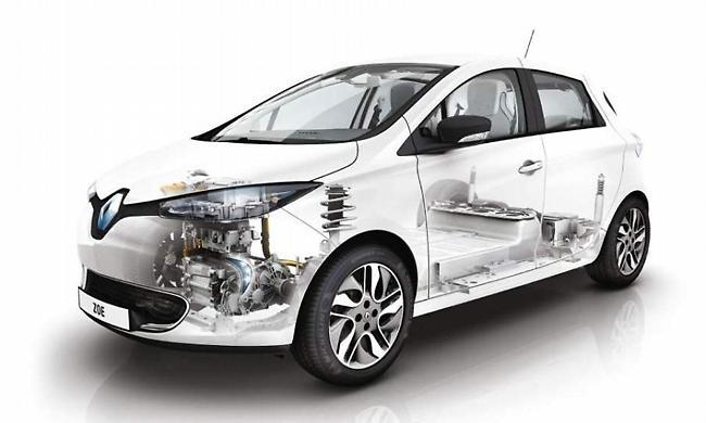 H Renault πρωτοπορεί και στην ασφάλεια των ηλεκτρικών οχημάτων